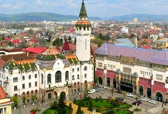 About Tirgu Mures